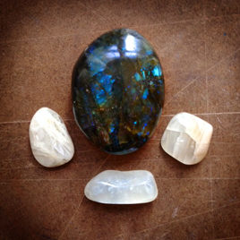 Labradorite and Moonstone Elixir