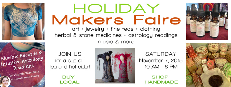 Holiday Makers Faire in Asheville